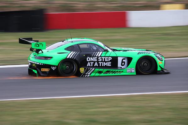 British GT Championship - Donington Park 2020