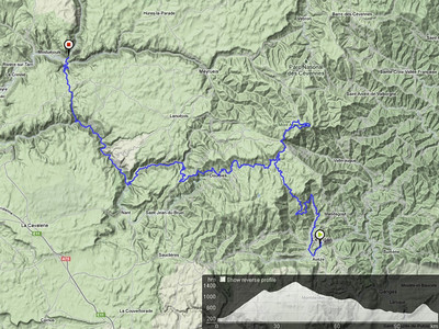 25.4.2011  Mont Aigoual