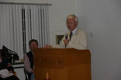 TPC Pastor's Retreat 2011