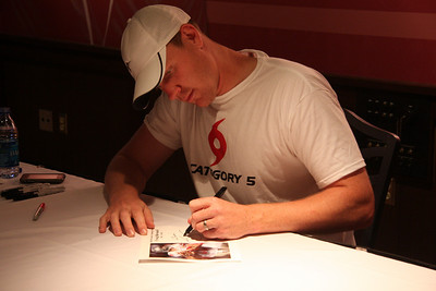 Celebrity Signing Series - Craig Krenzel - May 5, 2010
