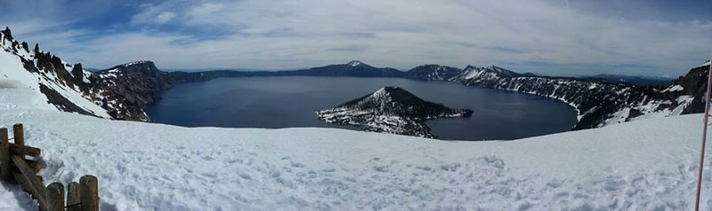 Memorial Day / Crater Lake 2014