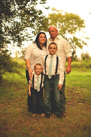 Thibodeaux Family