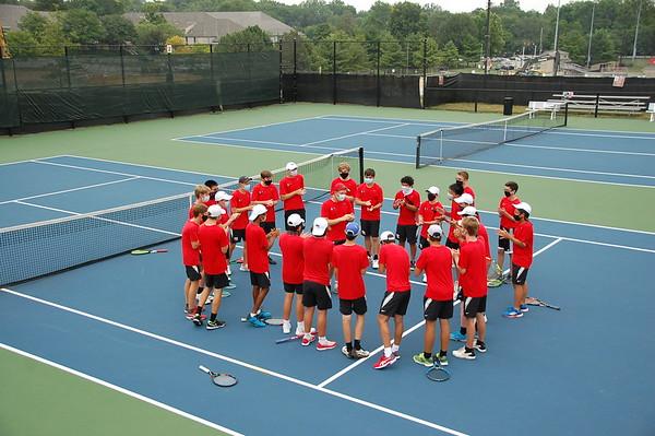 Boys Tennis v. Cathedral (9/1/2020)