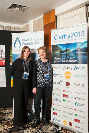 Clarity 2016  Welcome night