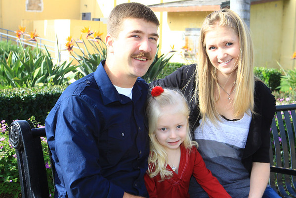Cosens Family :: Benjamin, Brei & Erika