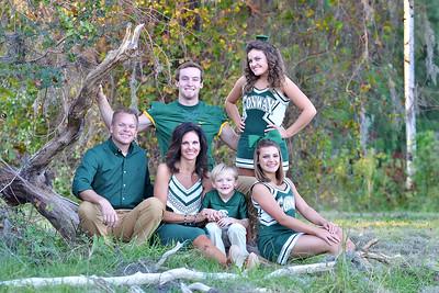 Benton Family 2016