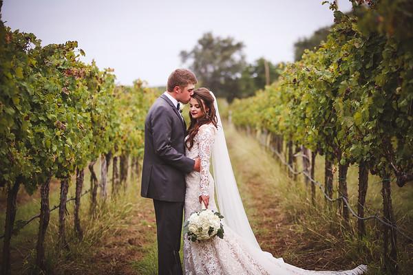 Caitlin + Chord Wedding 10.7.17