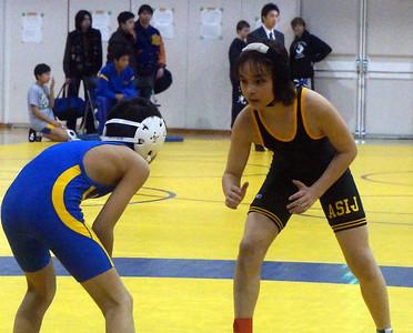 JJ Wrestling at ASIJ