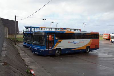 Stagecoach Dunfermline Depot