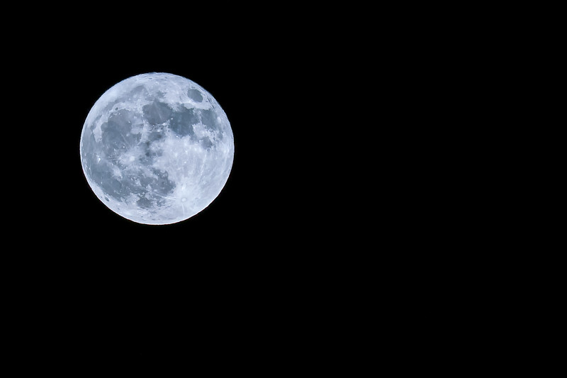 Blue Moon October 2020