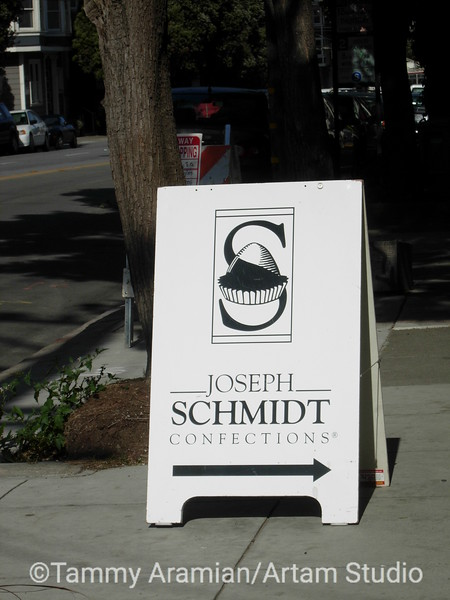 Joseph Schmidt Chocolate