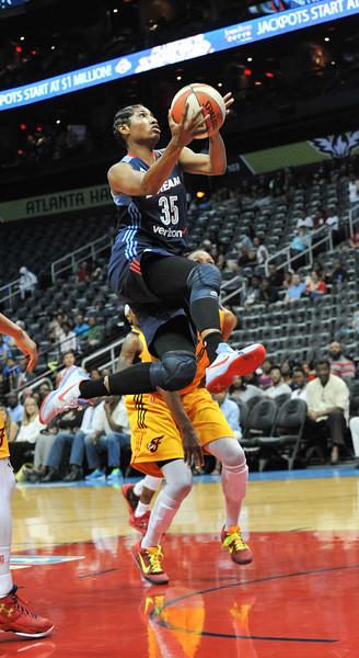 WNBA Atl Dream vs Ind Fever