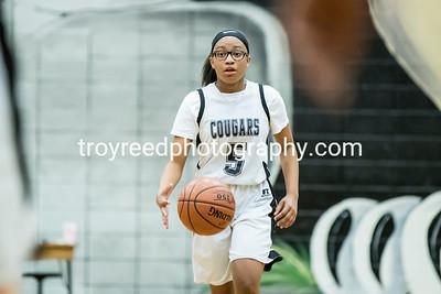 YMS 8th Grade Basketball Vs Raiders