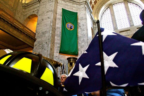 2012 WASHINGTON STATE FALLEN FIREFIGHTER MEMORIAL