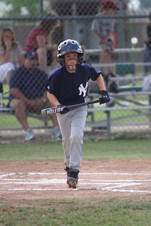Indians v. Yankees 5-2-08