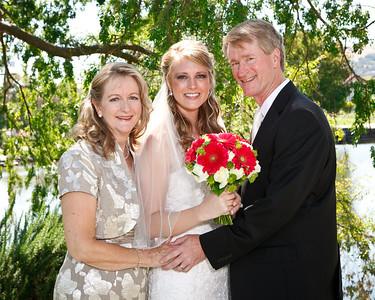 Bethany & David - Family & Bridal Groups