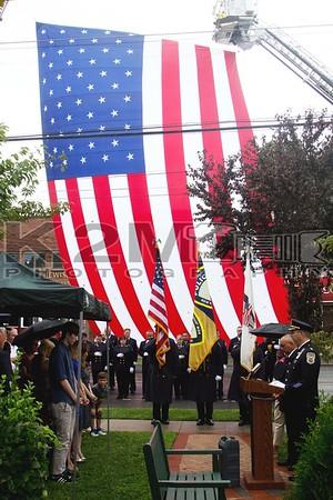 9/11 Memorial Dedication [7-31-16]
