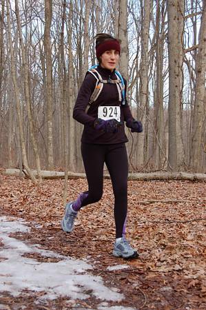 Seneca Creek Trail Marathon and 50K 2007