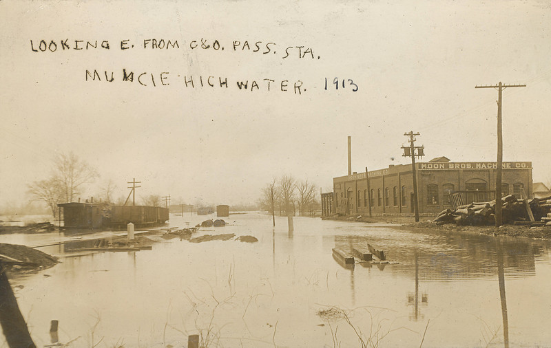 Muncie High Water 1913.jpg