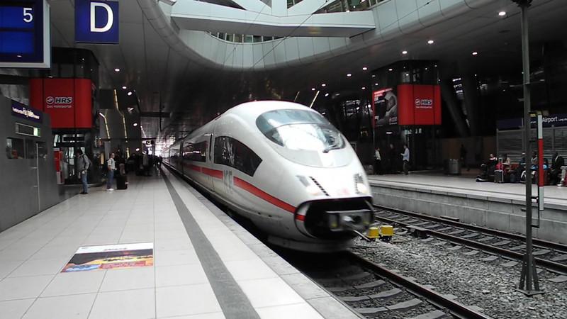 Train-Video