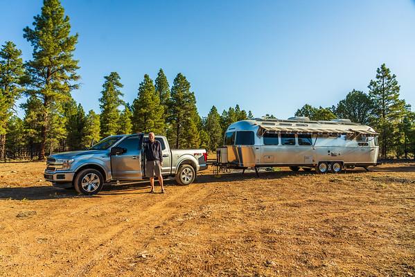 Grand Canyon Camping 2020