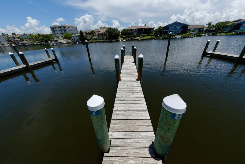 Slip 7-8 - Siesta Key Florida