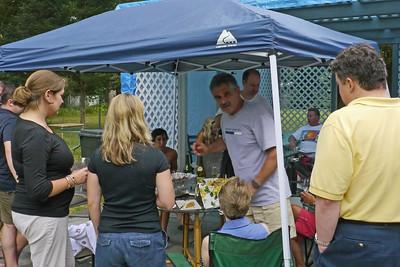 Jim & Denise's Road Race Party -- 14-Aug-2011