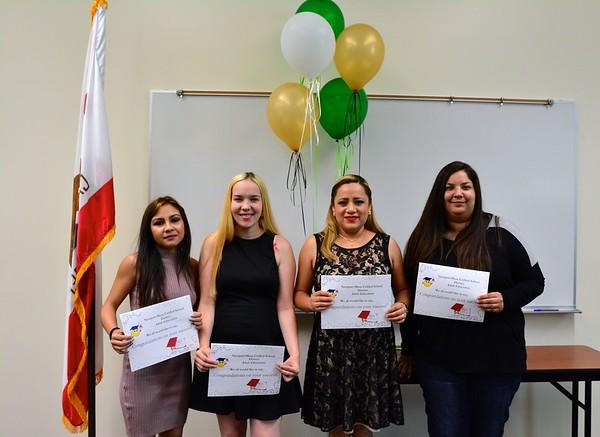2016 Adult Education Graduation