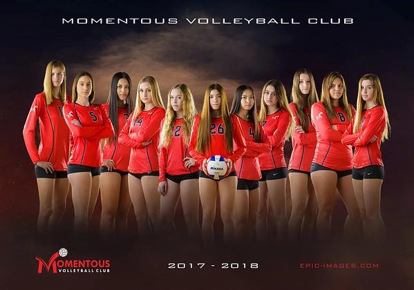 Club Volleyball Highlights