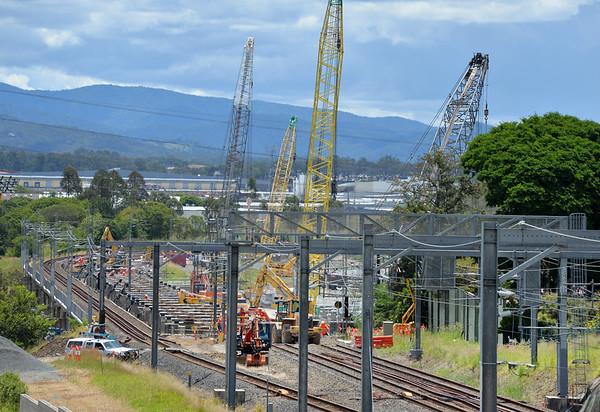 Bald Hills Railway Demolition