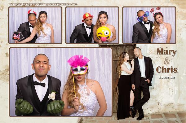 Chris & Mary Wedding