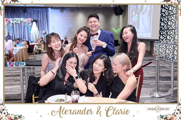 Wedding of Alexander & Clarie (Roving Photography)