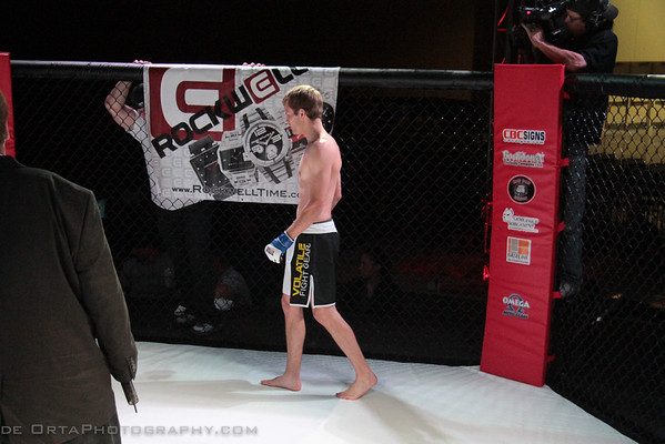 Kyle Jenkins vs David Rotnick
