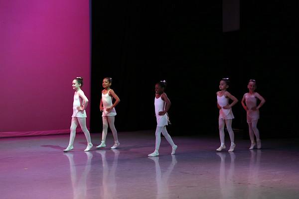 Spring Performance, Pre-Academy