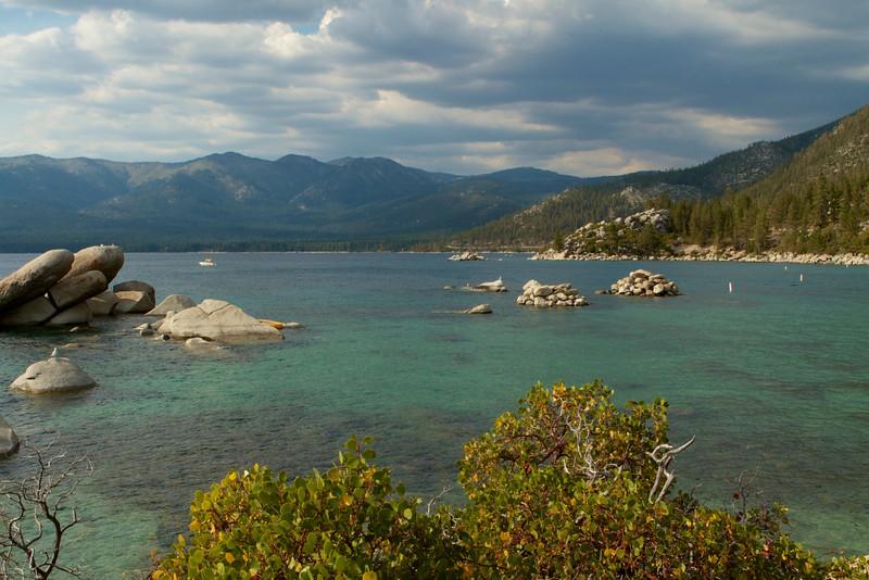 Tahoe Beach Wedding