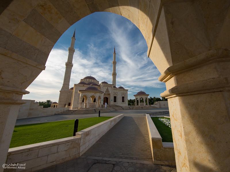 Said Bin Taimur Mosque - Muscat (2).jpg
