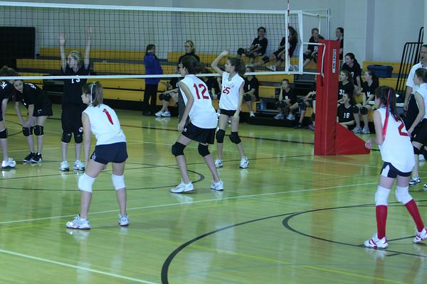 20070107 Samantha's Volleyball