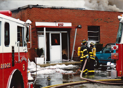 Fires 1996-1999