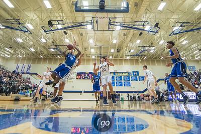 3-14-18 Minneapolis North v Breck Boys Basketball - Section 5AA Semis