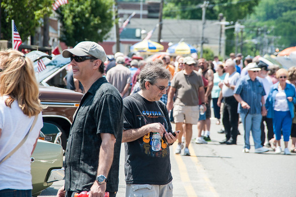 2014 Atlantic Highlands Car Show