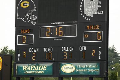 2008-09-04 Freshman vs Moeller