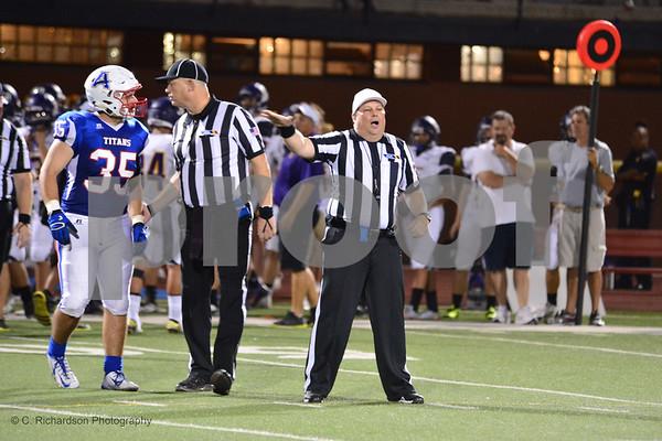 Football Officials