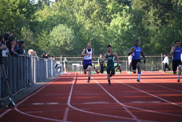 2013-05-08 KingCo 4A Boys 100m Prelims