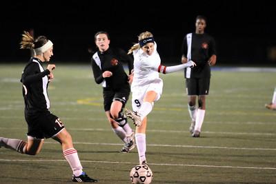 2009 McDowell Girls Soccer