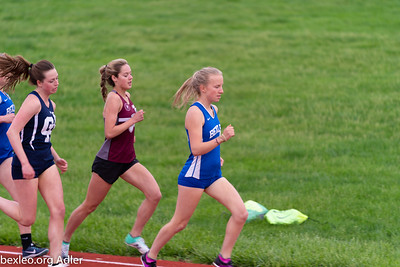 Track and Field at Whitehall