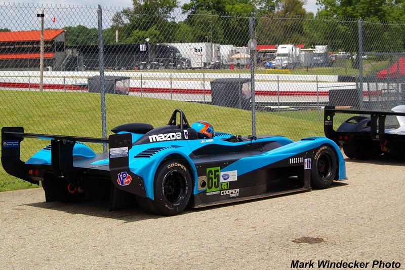 Comprent Motor Sports-Lamont Harris