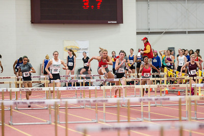Girls' Hurdles - 2014 MITS State Meet
