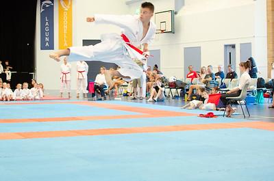 2019-02-23 SCMA Karate Tournament