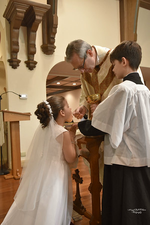 Good Shepherd Church 1st Holy Communion 2018