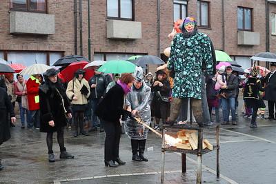 Matsjoefelen Ommegank en Popverbranding Steendorp 2020